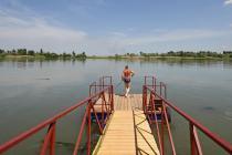 Понтон  для рыбалки Арпачин