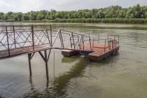 Понтон  для катера Маныч